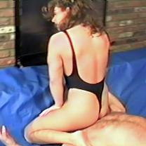 Joan Wise Classic Female Wrestling Video 159