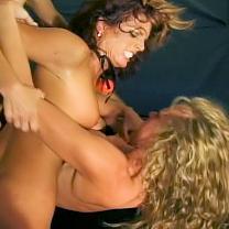 Joan Wise Classic Female Wrestling Video 368