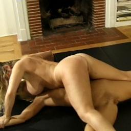 Joan Wise Classic Female Wrestling Video 419