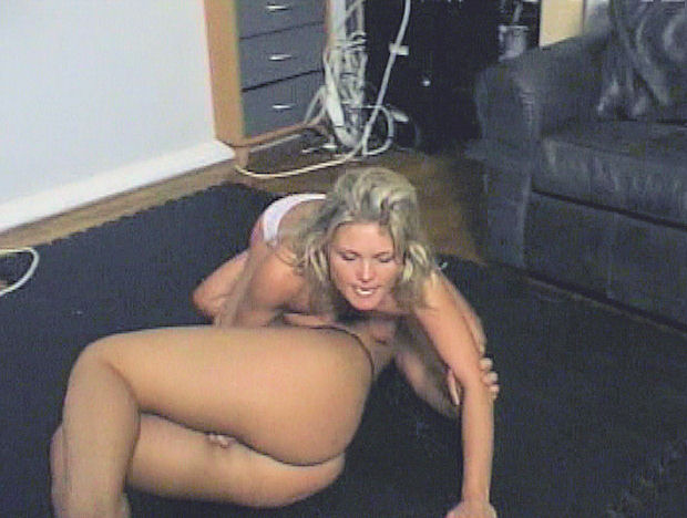 Joan Wise Classic Female Wrestling Video 444