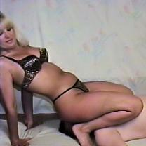 Joan Wise Classic Female Wrestling Video 619