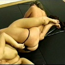 Joan Wise Classic Female Wrestling Video 639